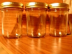 Jelly Jars 8 oz. 1 dozen