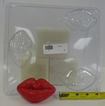 Lips Soap Mold