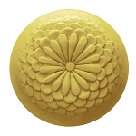 Chrysanthemum Soap Mold