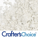 Crafter's Choice Kaolin Clay White 1lb Bag