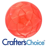 Crafter's Choice® Neon Coral and Cocktails Cosmetic Powder 4oz. Size