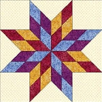 Amish Quilt 5 Pounds