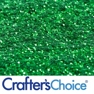 Emerald Green Glitter 2 oz.