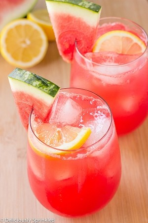 Watermelon Lemonade 2oz