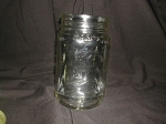 Mason Jars 1dozen 16 oz. without lids