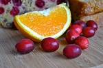 Cranberry Orange Peel