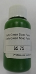 Kelly Green Soap Paint / Dye