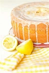 Lemon Pound Cake 8oz