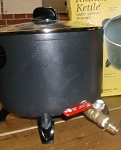 Presto Pot Melter With Spigot Out Of Stock