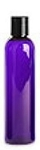 One dozen 4 oz. Purple Cosmo's with black disc lotion lid - Out of Stock