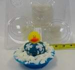 Duck Pond Soap Mold