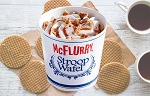 Stroopwafel McFlurry Type