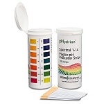 Crafter's Choice pH Test Strips Bottle of 100 strips