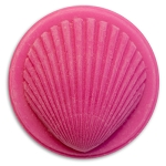 Small Seashell Soap Mold