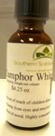 Camphor White Essential Oil 1 oz