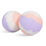 Lavender & Peach Tri-Color Bath Fizzies Kit