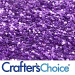 Lilac Purple Glitter 2 oz.