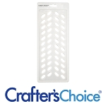 Crafter's Choice Lip Balm Filling Tray for Oval Qty 1