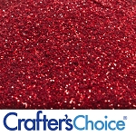 Ruby Red Glitter 2 oz.