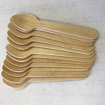 1 dozen - Mini Wooden Spoons