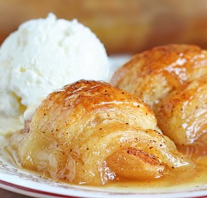 Apple Cinnamon Dumpling 2 oz.