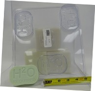H 2 O Required Soap Mold